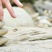 balancing rocks symbolic for Personal Risk Tolerance example